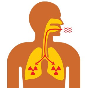 Radon is the second-leading cause of lung cancer. Radon in homes is a concern.