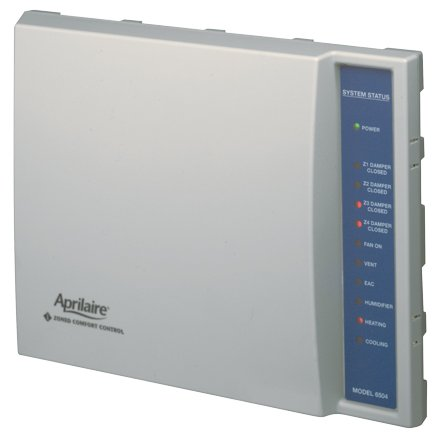 Aprilaire Model 6504 Zoned Temperature Control