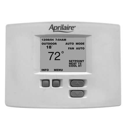 Aprilaire Model 8570 Thermostat