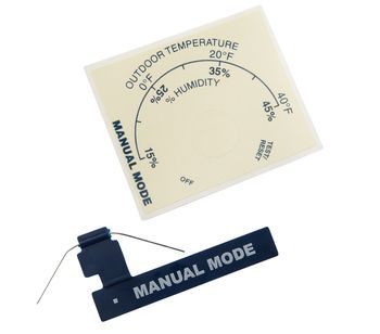 Aprilaire Manual Mode Resistor 4336 for Model 56 Humidistat