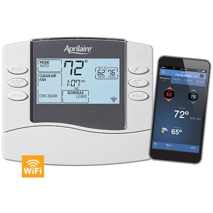 Aprilaire Model 8476W WiFi Thermostat with IAQ Control